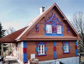 IS Hanka - Reference Gočárovy domky